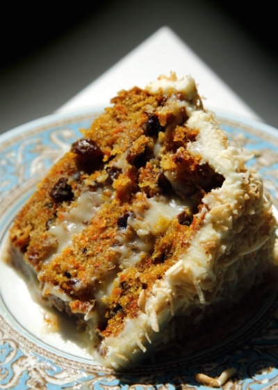 The Frog Commissary Carrot Cake - The best carrot cake imaginable: http://www.grouprecipes.com/14539/the-frog-commissary-carrot-cake.html