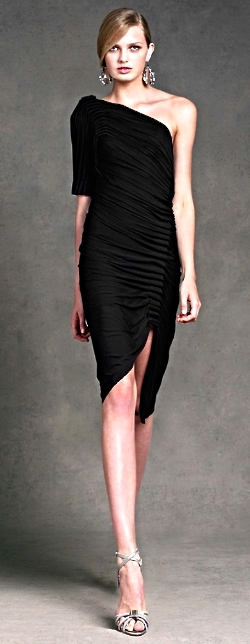 Donna Karan delicious party dress