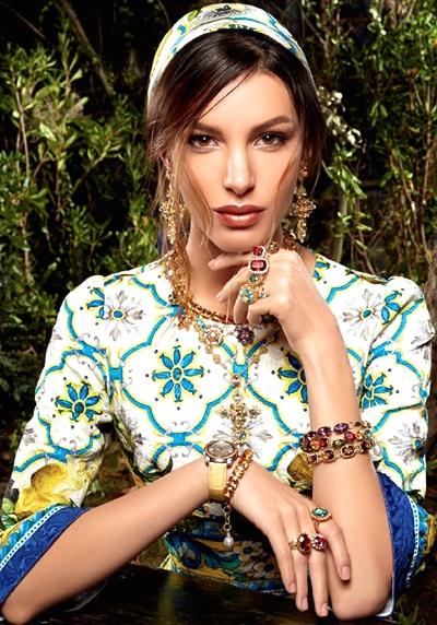 Dolce & Gabbana jewelry
