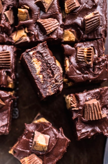 @http://www.halfbakedharvest.com/best-peanut-butter-cup-fudge-brownies/
