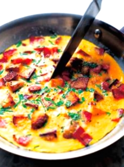 Ina Garten Country Fresh Omelette @http://www.barefootcontessa.com/recipes.aspx?RecipeID=722&S=0