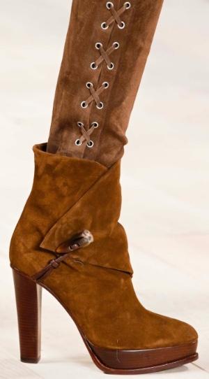 Ralph Lauren boots 2015 - incredible style!