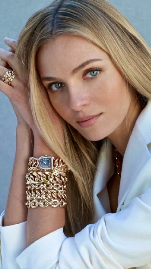 Ralph Lauren gorgeous gold accessories