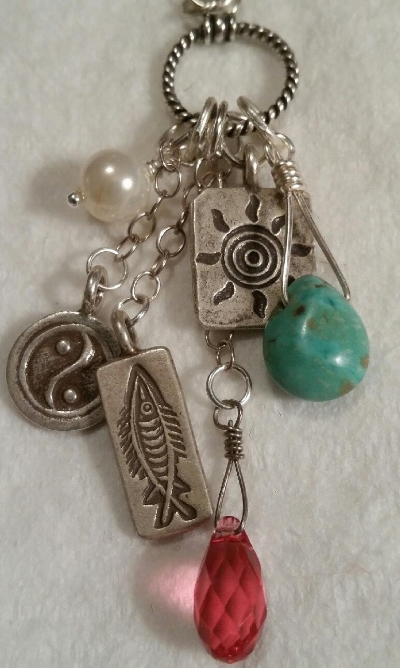 Love2BeadbyCindy charm pendant