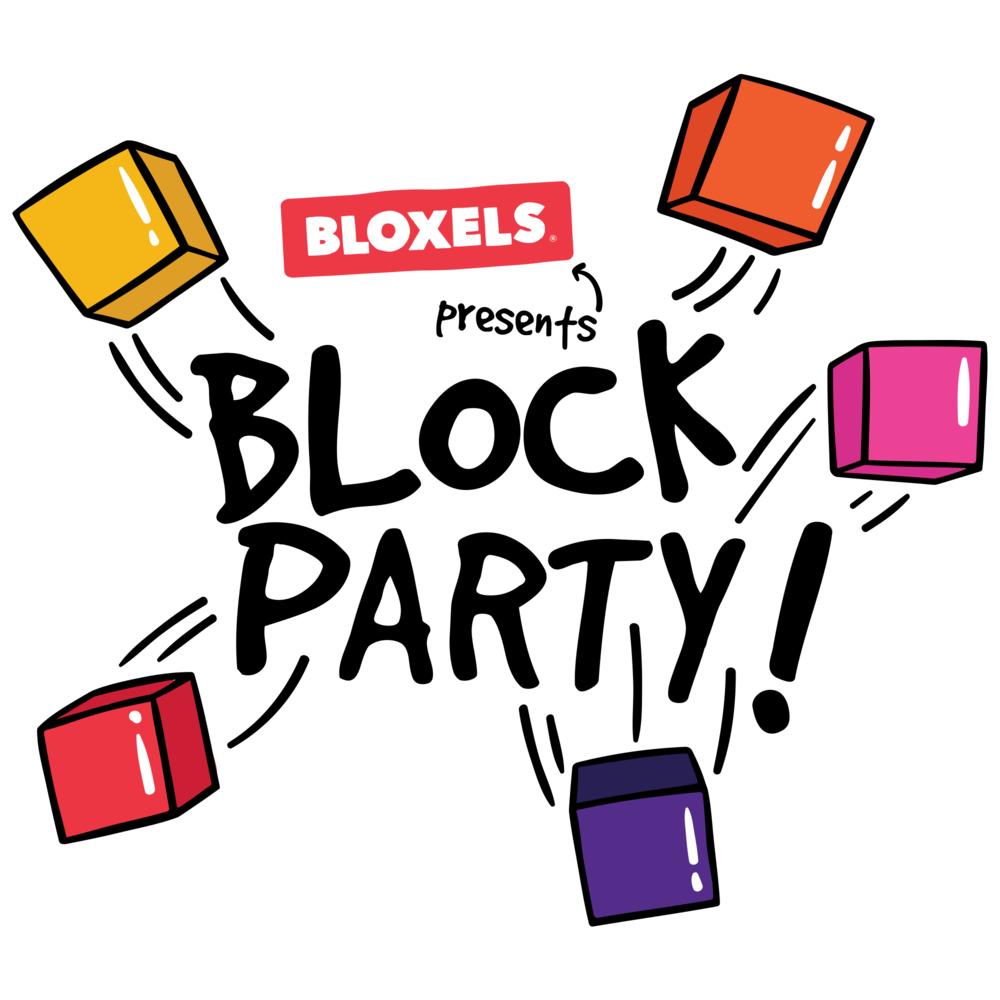 Block Party — Bloxels for Kids