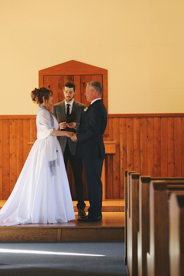 Wedding Officiant Photography Iver Marjerison