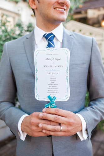 To be Wed... - 8.  Printing wedding programs? Print only half the number of your guest count. Not every single person wants their own program – Save the Money!