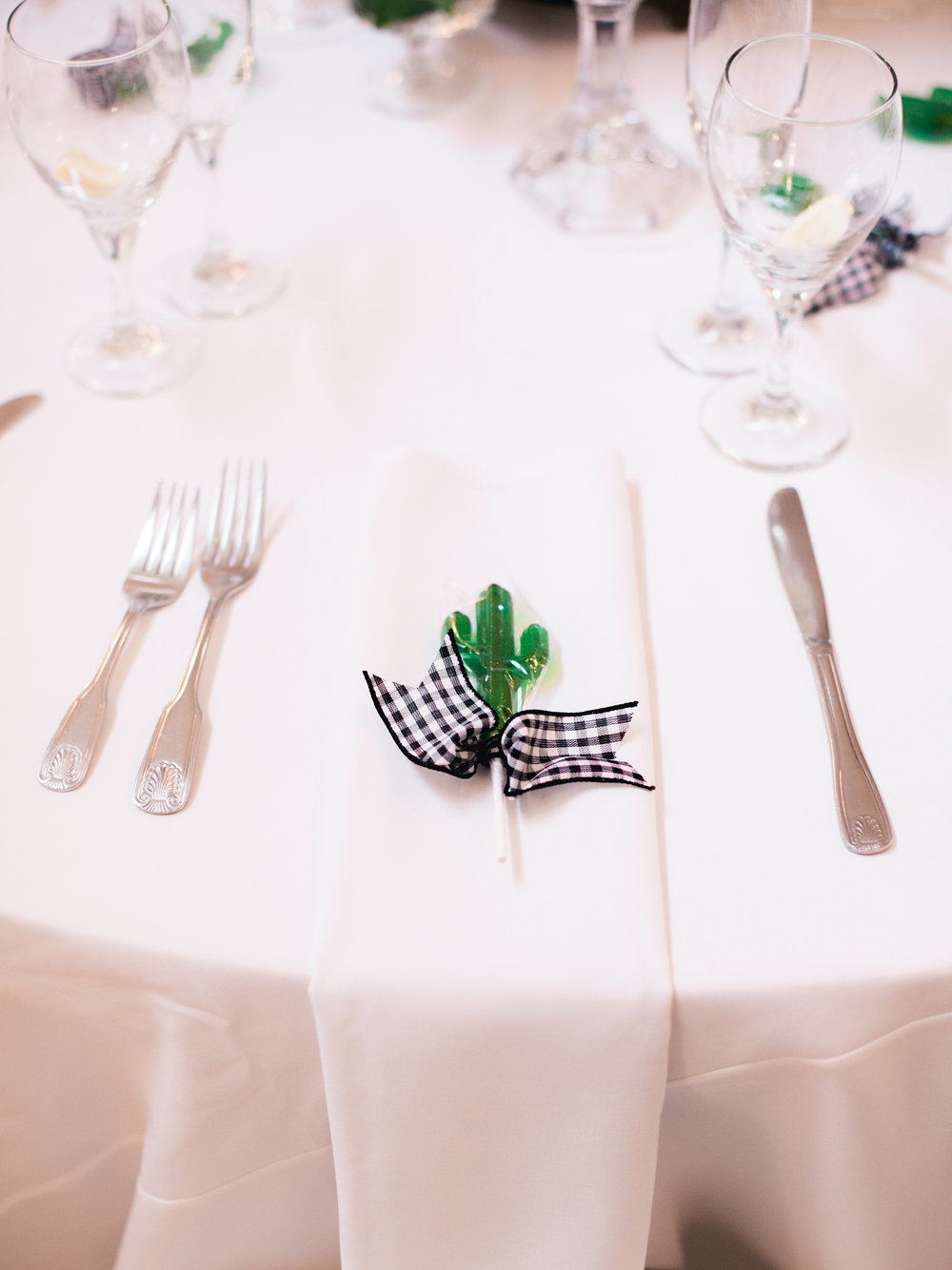 Favors - Favors are fun, stylish and just add additional pop of detail. However, they can get costly starting at $3.00 per guest even with you DYI