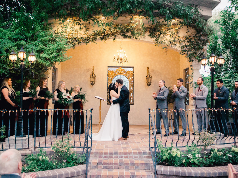 Learn the backup plan  - If you are having an outdoor ceremony, find out the rain plan.