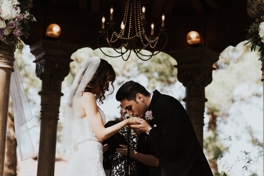 Keep the Grooms Ring Safe  - Either make sure you walk up there with the ring or whomever else has been chosen (ring bearer or Best Man)