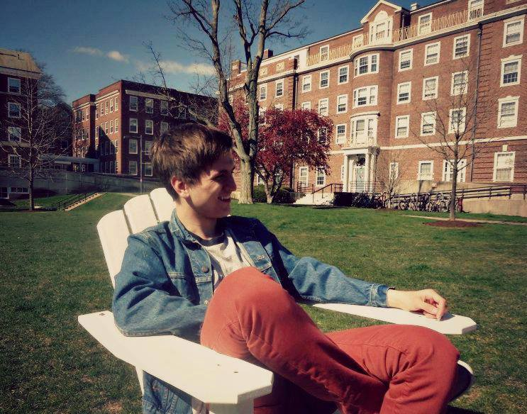Ryan Murphy (Ryanoceros, self-proclaimed manager of snacks), violin, '14, is in his fifth year of the Harvard/NEC joint program. Ryan enjoys riding the bus to NEC and he is often more spotted on the bus to and from NEC than in rehearsal.