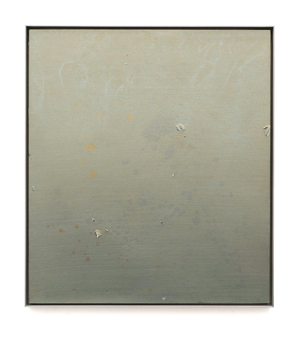 "Air Tears (Untitled 8)  Acrylic on Archival Foam Board 34 x 30"" 2011  INQUIRE"