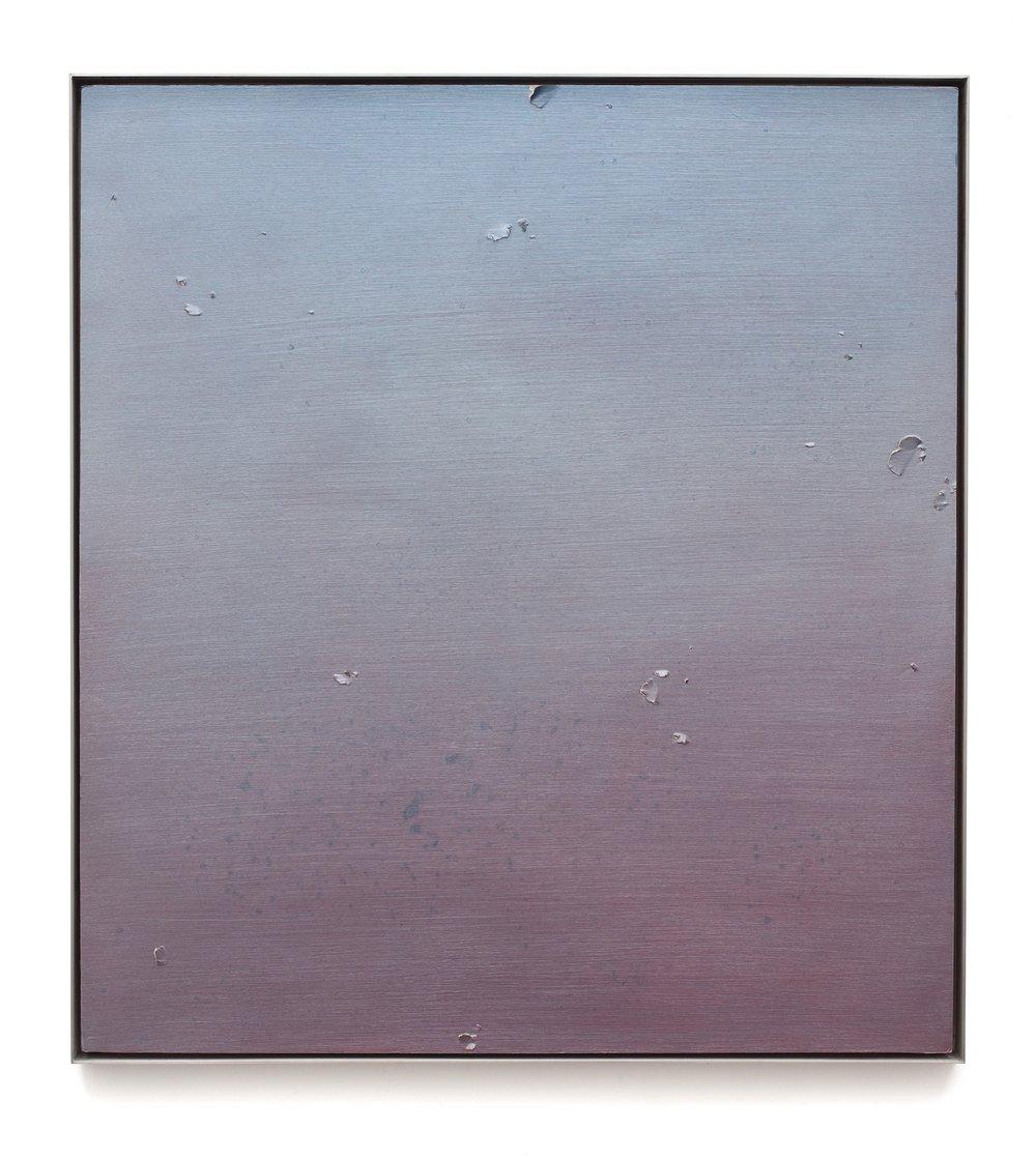"Air Tears (Untitled 11)  Acrylic on Archival Foam Board 42 x 38"" 2011  INQUIRE"