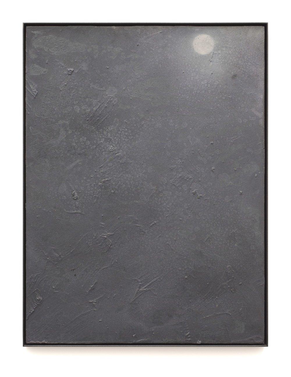 """Snow  Oil on Canvas 32 x 24"""" 2003  INQUIRE"""