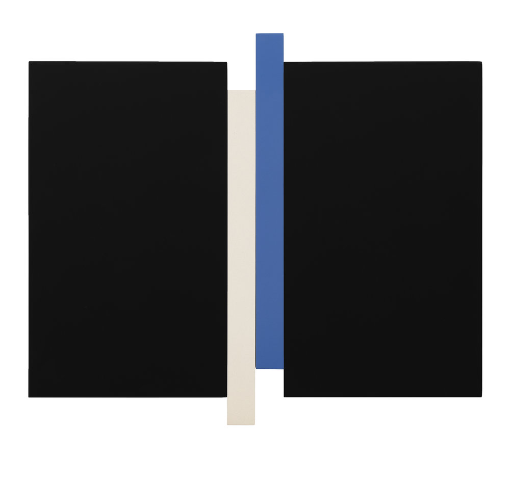 ARUPA - BLACK, BLUE, CANVAS