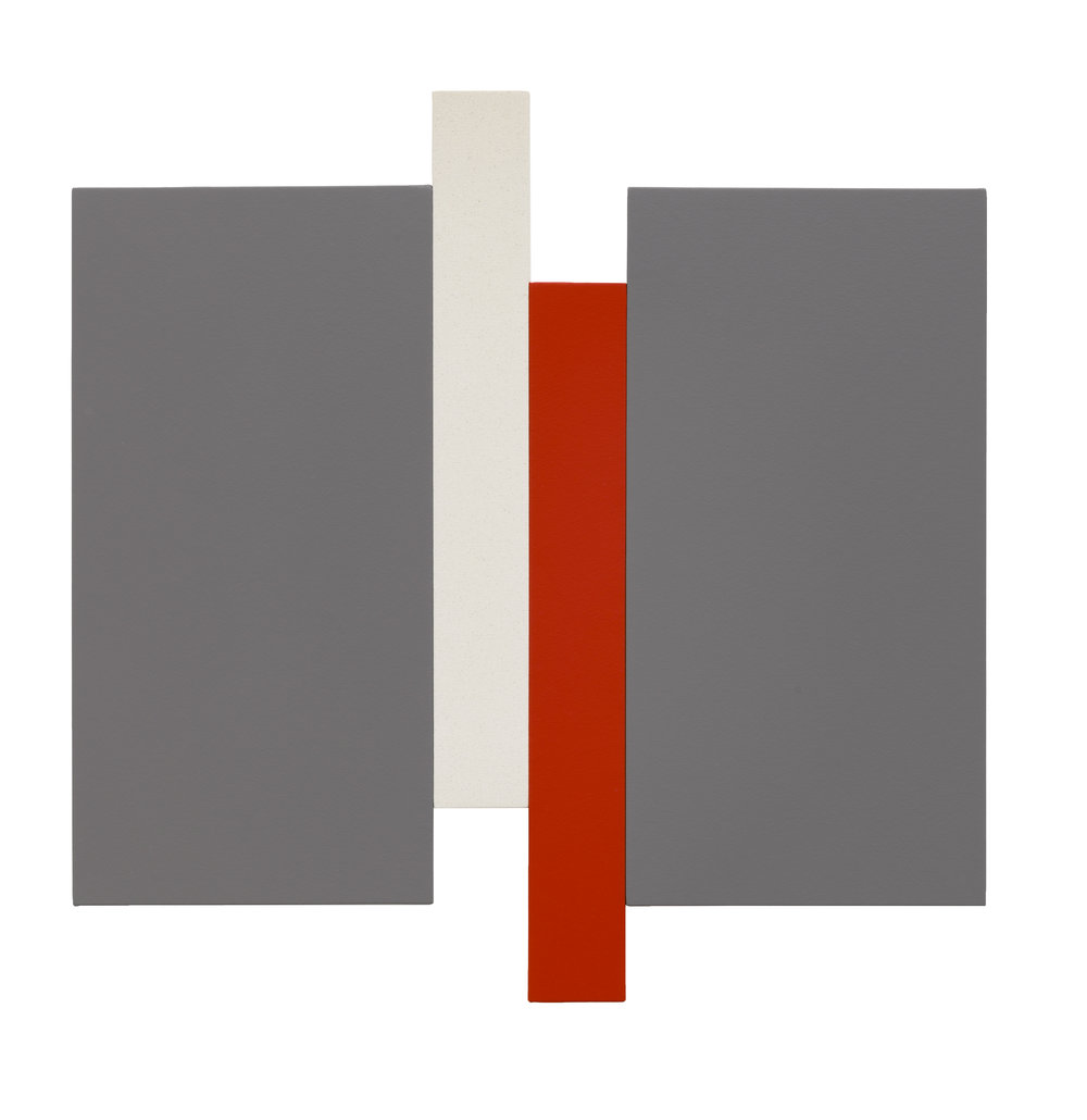 ARUPA - GREY, RED