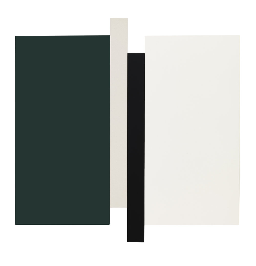ARUPA - GREEN, CANVAS, BLACK