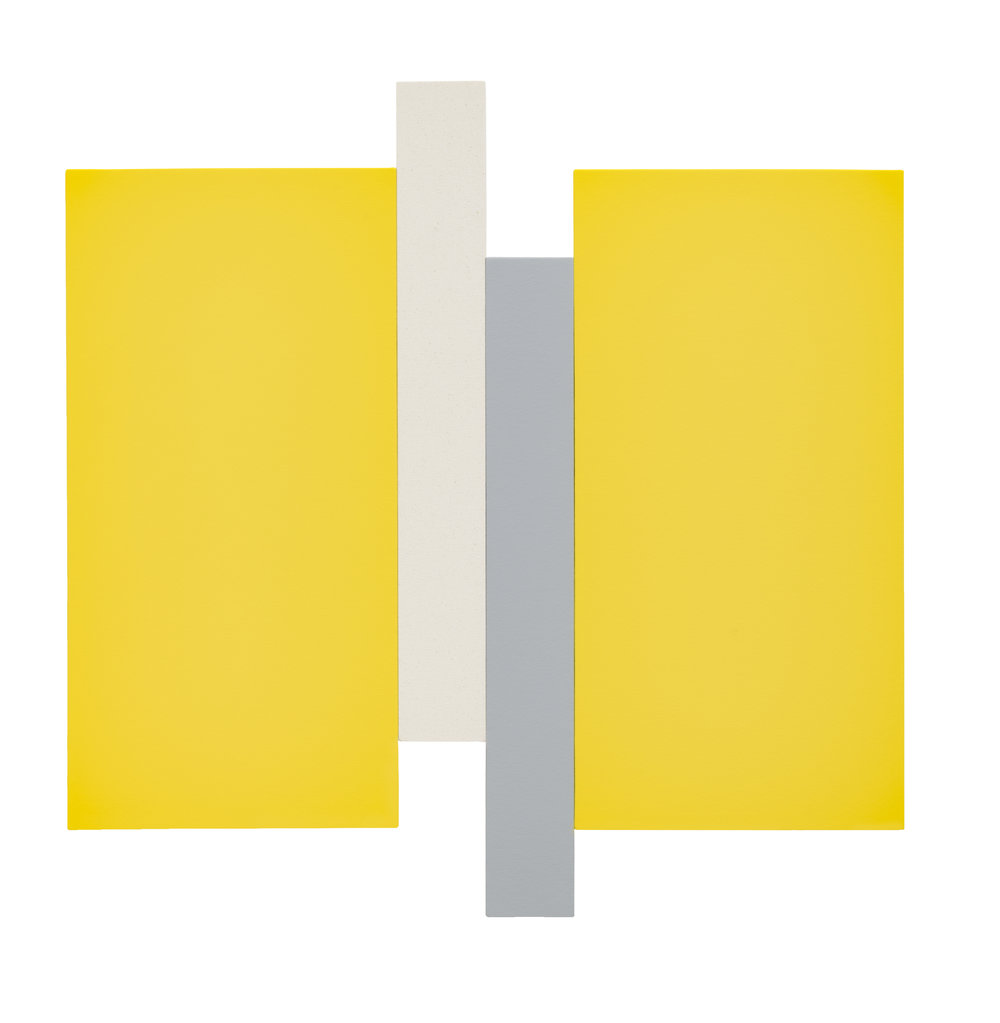 ARUPA - YELLOW, GREY, CANVAS