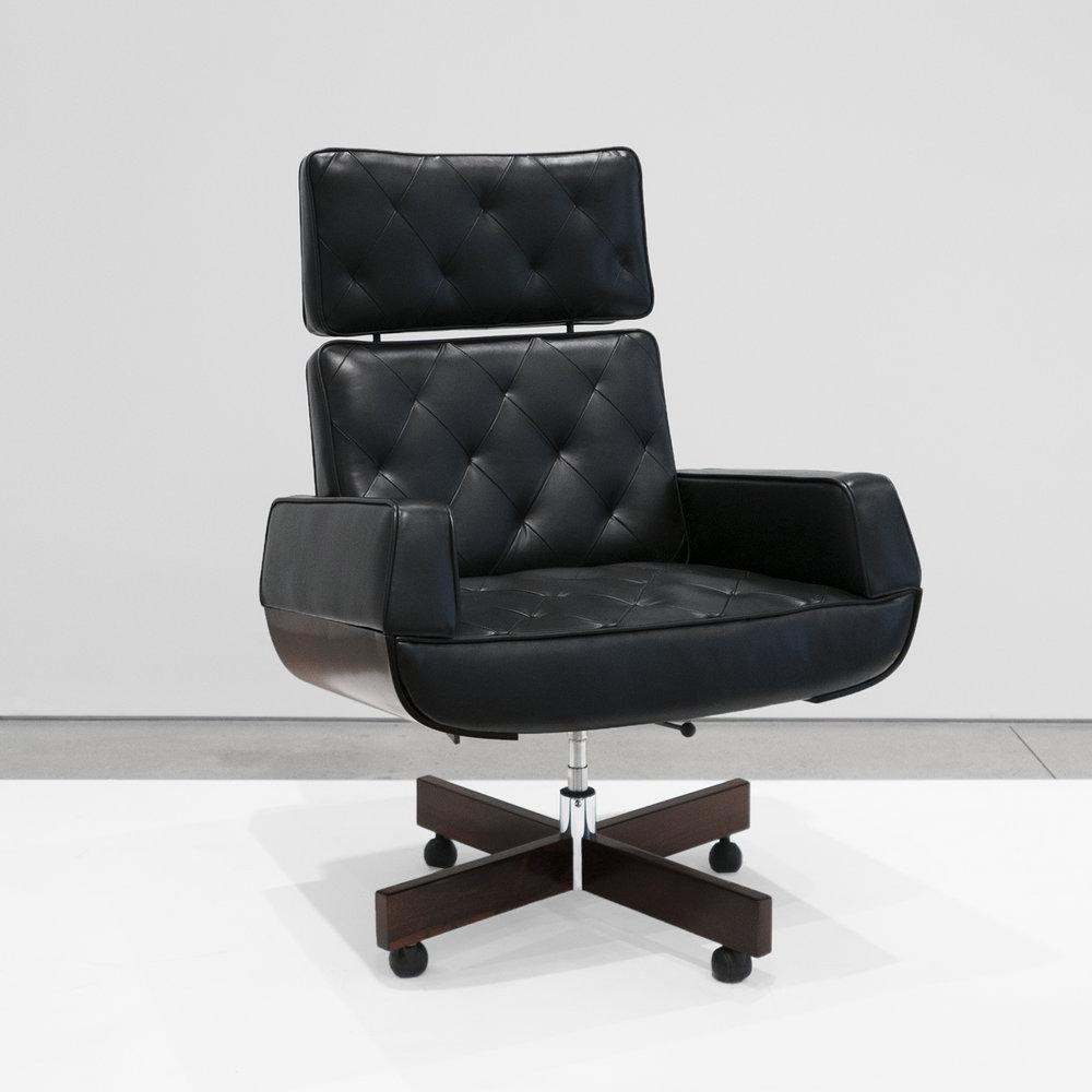 jorge zalszupin  'ambassador' armchair  c. 1965 ...