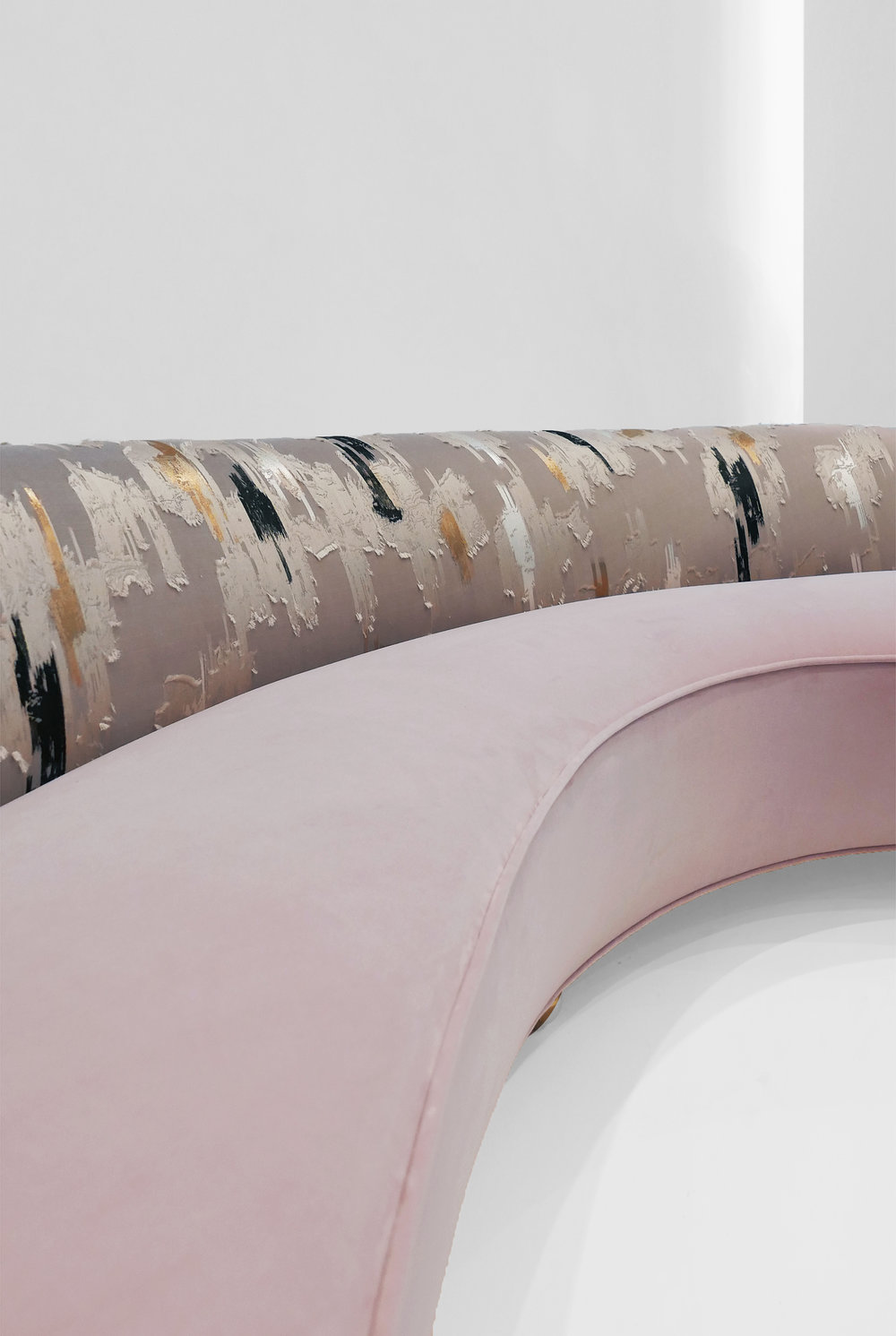 Vladimir Kagan, Serpentine Sofa, c. 1950, Dedar Milano Velvet, 29.5 H x 112 W x 63 D inches_6.jpg