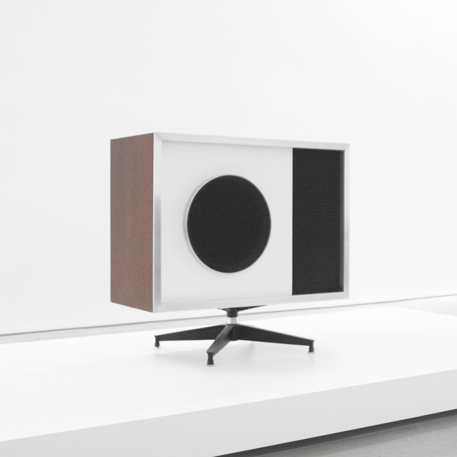 charles and ray eams  Speaker  1956 ...