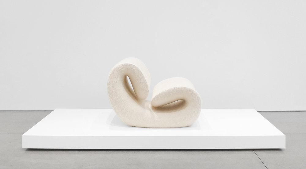 Jean-Pierre Laporte, 'Esox' Chair, c. 1970-1974, Dedar Milano Boucle Wool, Fiberglass, 35.5 H x 37 W x 28 D inches_1.jpg