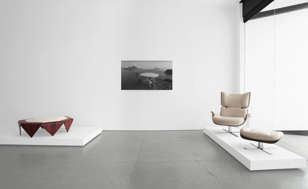 Design Brasileiro, Curated by Ulysses de Santi, Peter Blake Gallery, 2018, Installation View_001.jpg