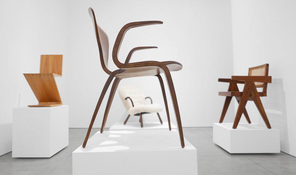 'The Tendency of the Moment - International Design, The Bauhaus Through Modern', Peter Blake Gallery, 2016, Installation View_10.jpg