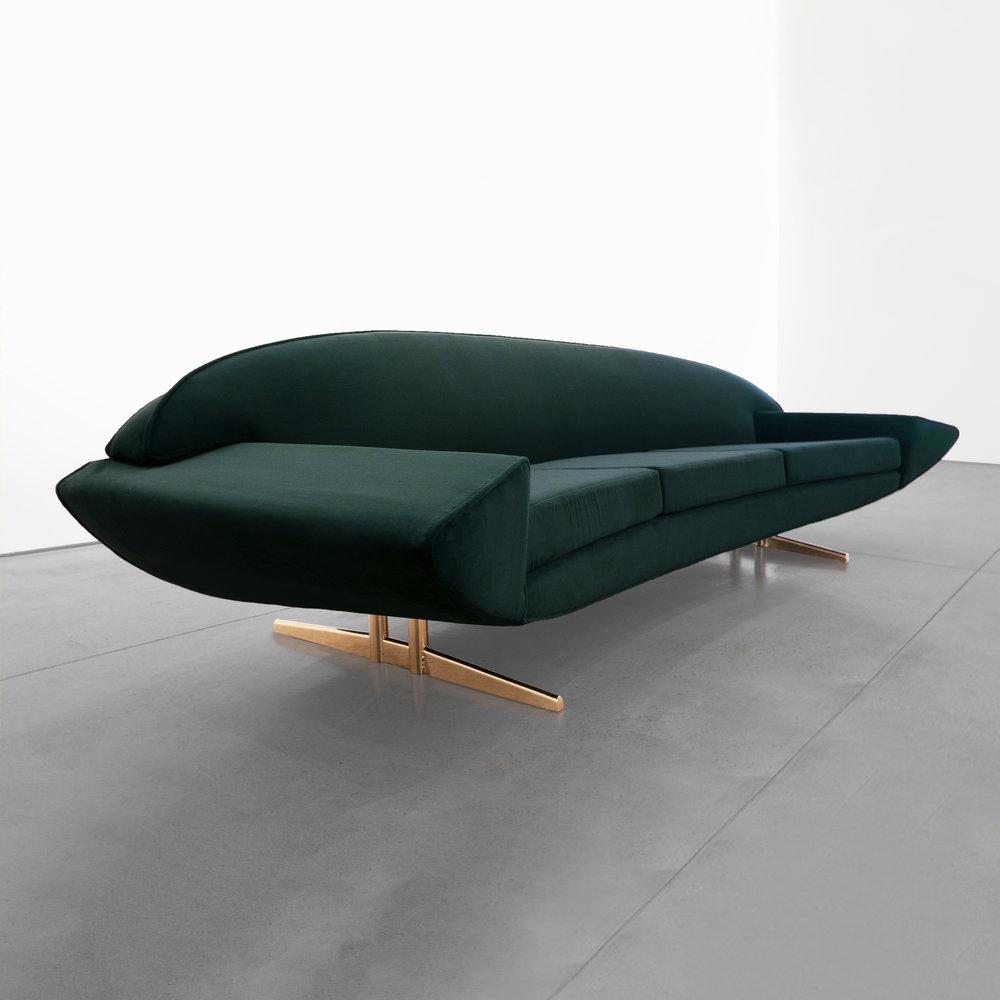johannes andersen 'capri' sofa c. 1950 - 1959 …