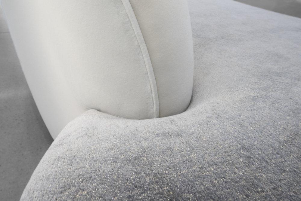Vladimir Kagan, 'Cloud' Sofa, c. 1970 - 1979, Wood, Dedar Milano Upholstery, 32.5 H x 98 W x 16 D incehs_5.jpg