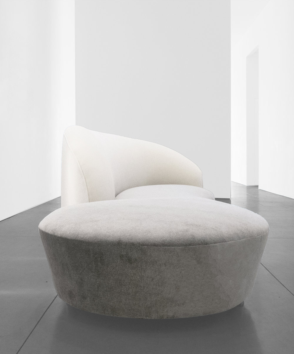 Vladimir Kagan, 'Cloud' Sofa, c. 1970 - 1979, Wood, Dedar Milano Upholstery, 32.5 H x 98 W x 16 D incehs_9.jpg