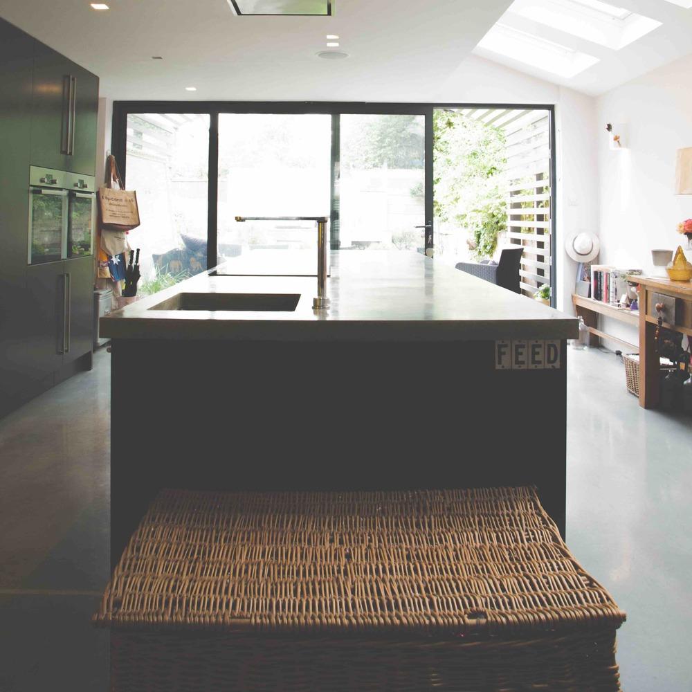 Concrete Flooring London Polished Concrete Floor