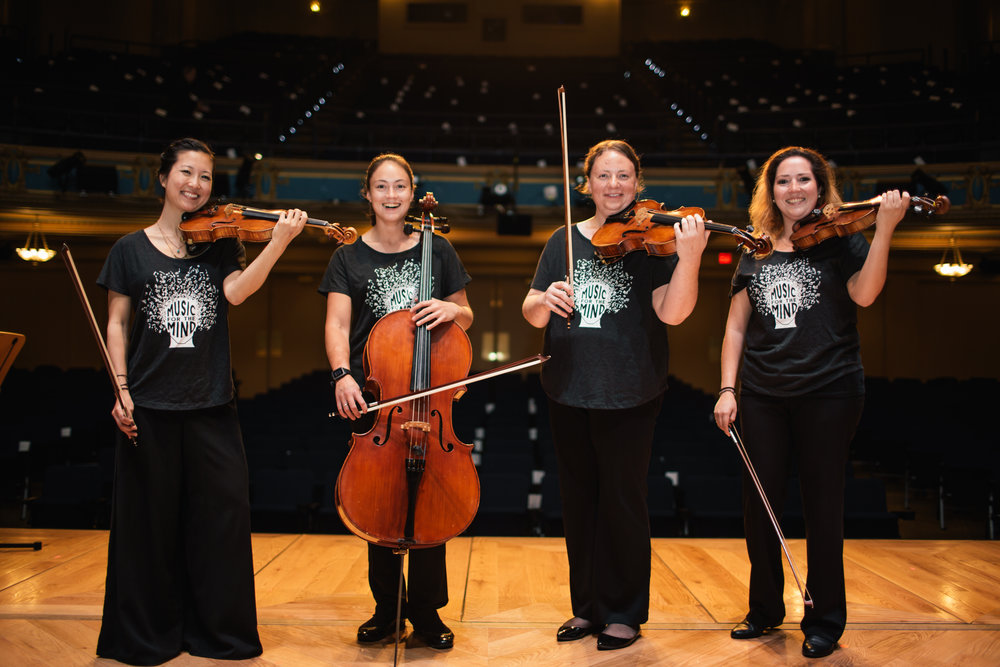 LPO'S SOUL STRINGS QUARTET