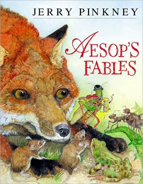 Aesop's Fables by Jerry Pinkney