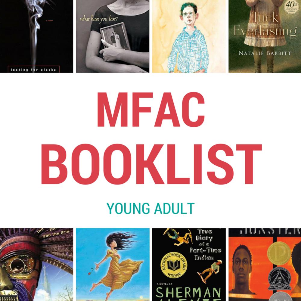 mfac booklist YA