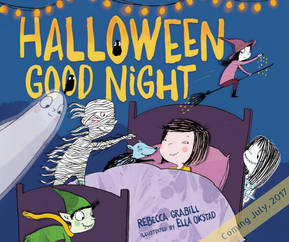 Halloween Good Night by Rebecca Grabill, coming July 17