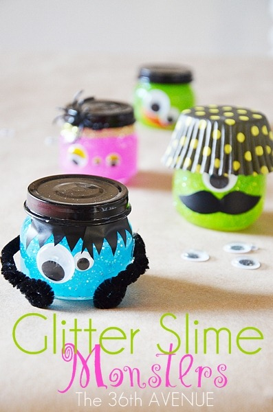 Slime = - Globsters!