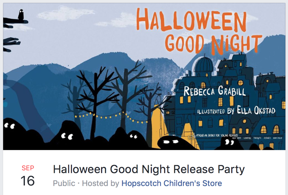 Events for Halloween Good Night