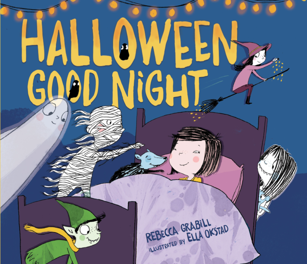 Halloween Good Night by Rebecca Grabill book cover