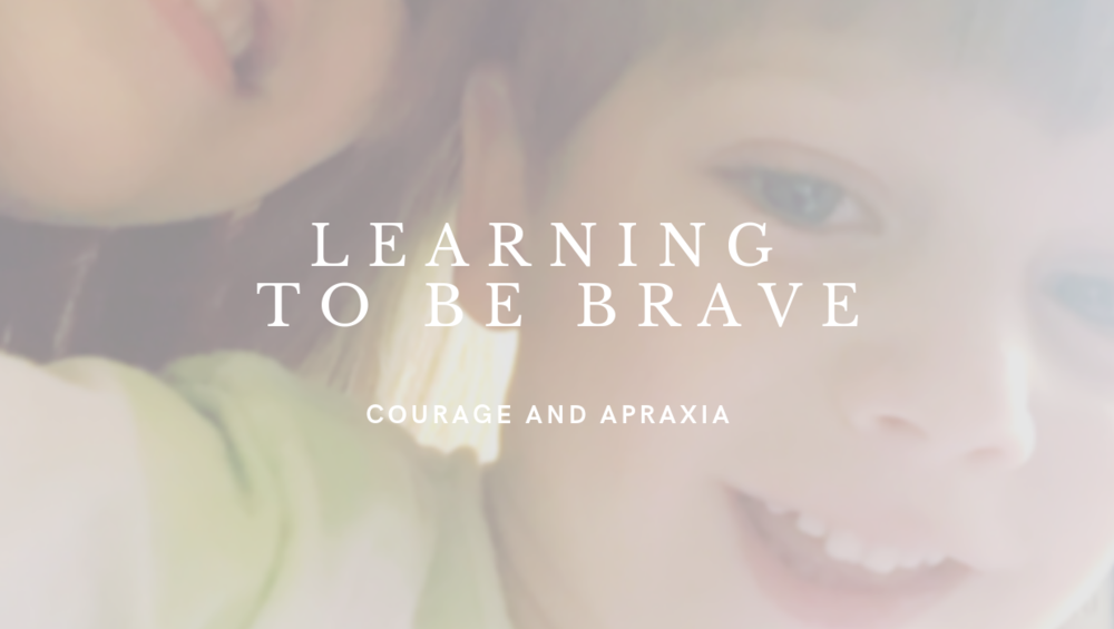 Learning to be Brave is the lesson behind my book, Violet and the Woof.