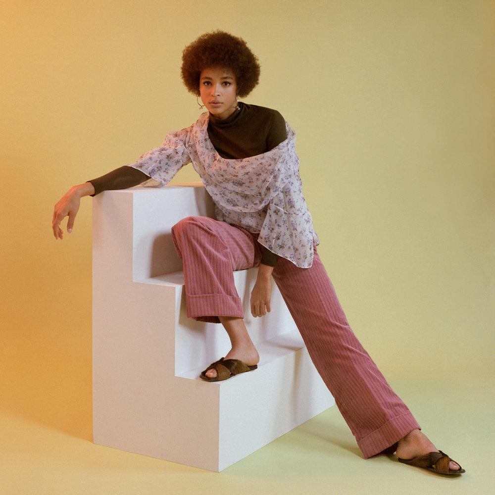 Brionka Halpert for Models.com