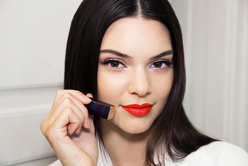 Kendall Jenner for Esteé Lauder
