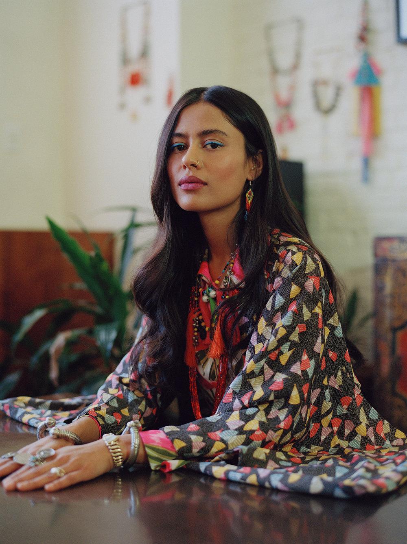 Arpana Rayamajhi for The Frontlash