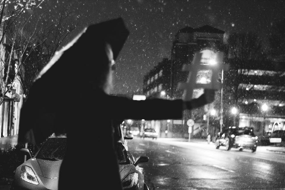 A SNOWY NIGHT IN CHATT