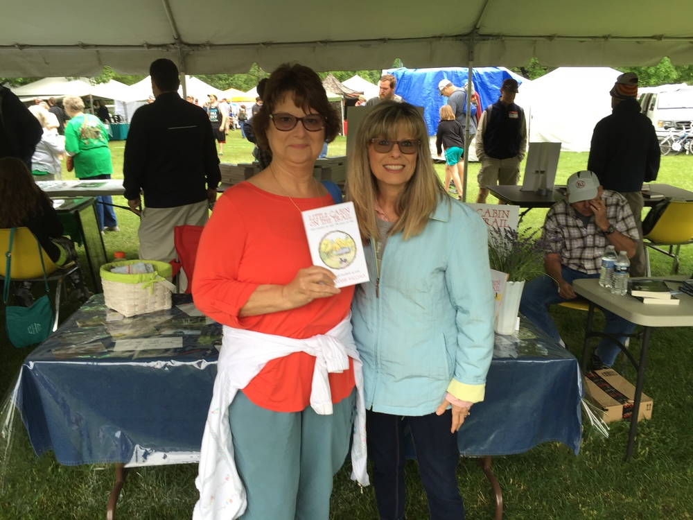 TRAIL DAYS AUTHOR EVENT