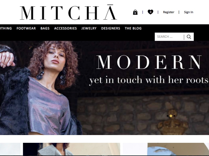 #MITCHAtribe  MITCHA has officially launched and we are so excited to be on board! MITCHA is an online platform for homegrown Egyptian designers.