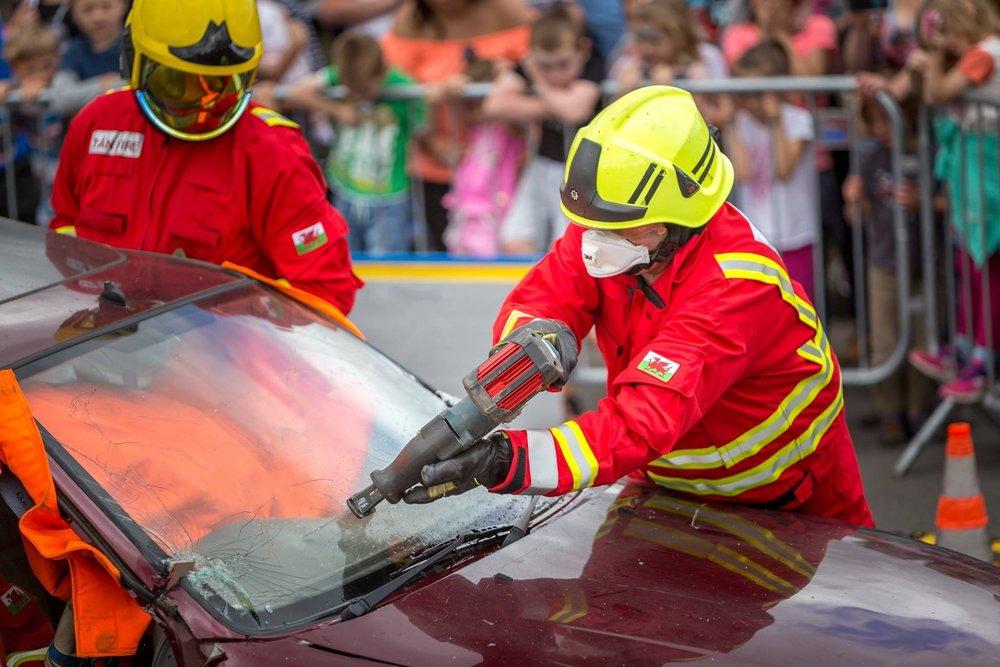 12 - 4pm Monmouth Fire Brigade