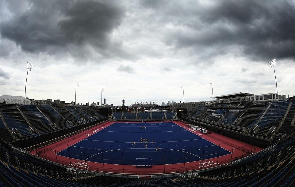 Riverbank Arena - Hockey