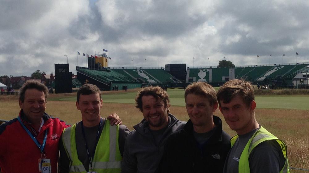 British Open 2014