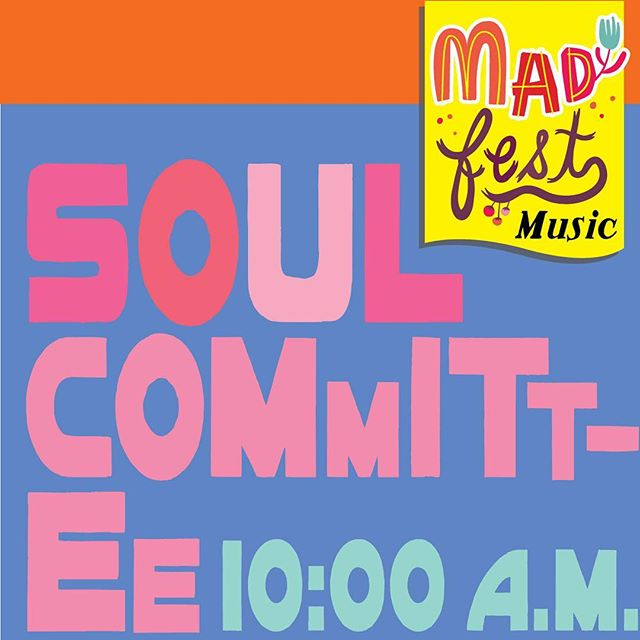 Early morning set this Saturday in #madisonga #madfestmusic